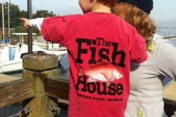 Fish House shirt